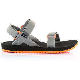 SOURCE Urban Sandalen Heren, gray/orange